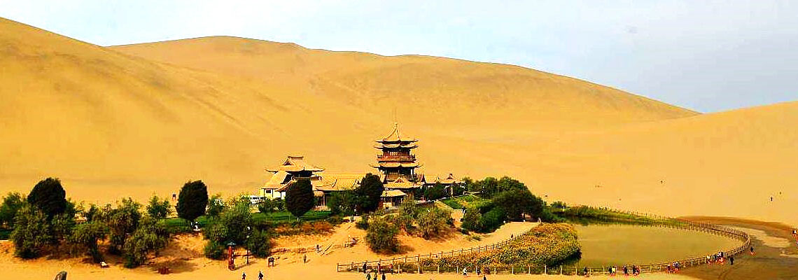 Luxury Silk Road Tour: Xi'an Dunhuang Turpan and Kashgar