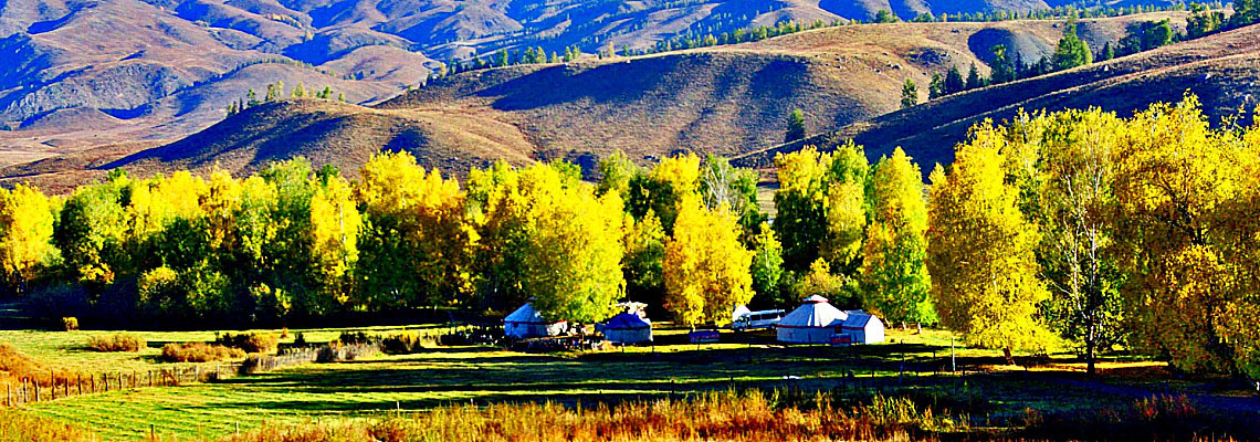 14 Days Xinjiang Picture Landscape with Ethnic Flavor Tour