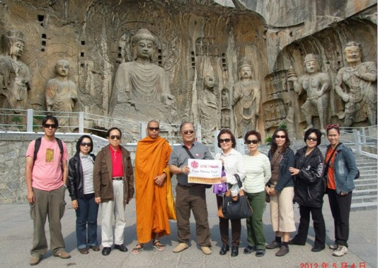 <b>13 days Track the footstep of Xuanzang Tour from Thailand</b>