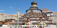 20 days Silk Road Tour & Tibet with Nepal Adventure
