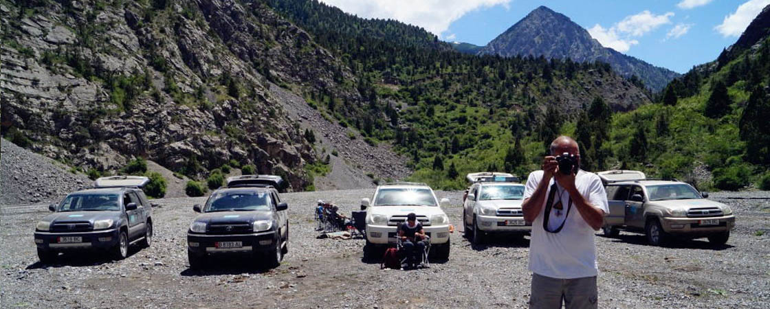 Xinjiang self drive Travel