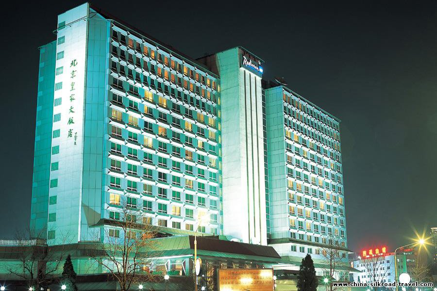The Radisson Blu Hotel Beijing