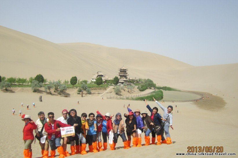 <b>8 days Xi'an, Dunhuang, Urumqi and Luoyang Tour</b>