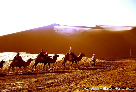 Silk Road Exploration Holiday