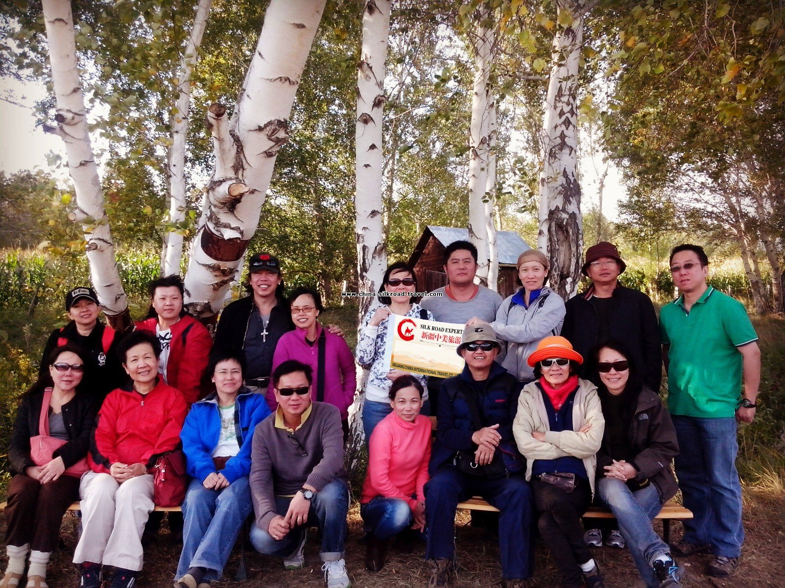 Northern Xinjiang Tour-12 Days