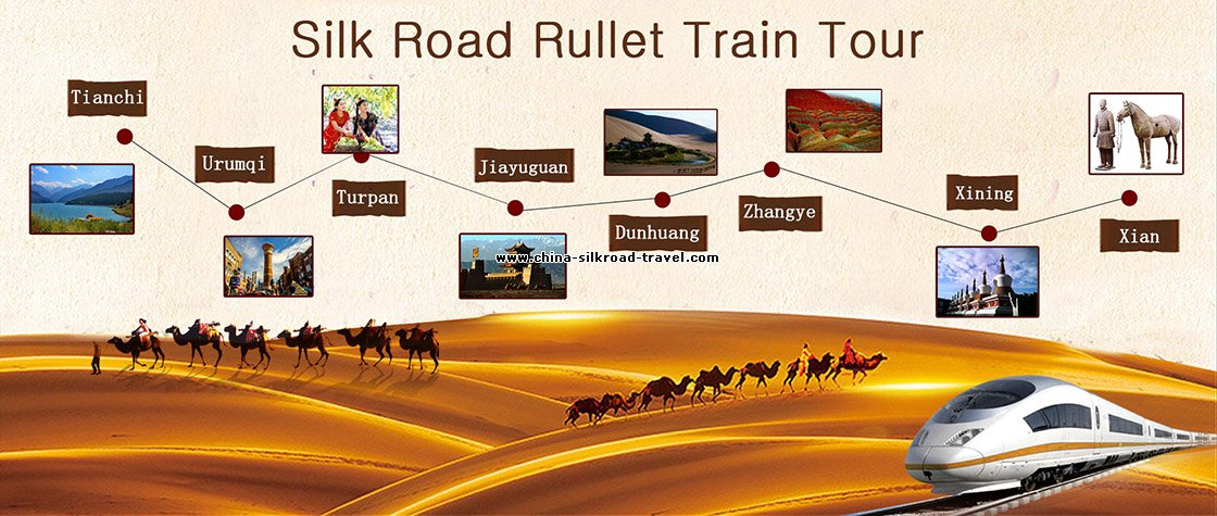 Silk Road Bullet Train Tour