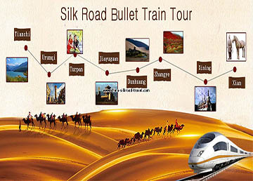 Silk Road Bullet Train Tour-8 Days