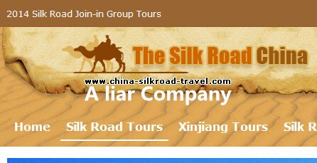 thesilkroadchina.com is Liar