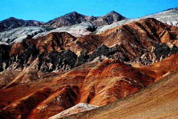 18 Days Silk Road Taklamkan desert + Luoyang Tour