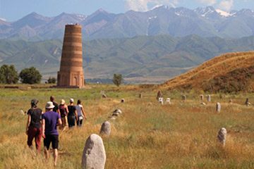 4 Days Kyrgyzstan Adventure from Torugart to Bishkek