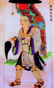 Xuanzang Travelled to the West to Seek Buddhist Dharma