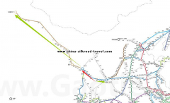 """High speed rail of Silk Road"" will be completed"