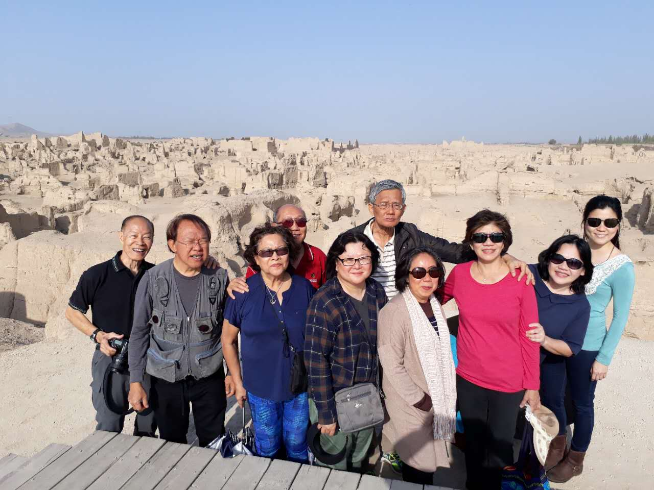 North and Central Xinjiang Tour