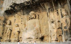 Grottoes along the Silk Road