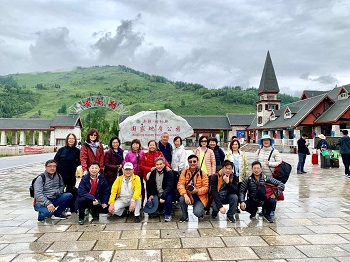 America and Taiwan Clients in Kanas