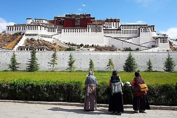 6 Days Tibet Highlights